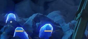 Полуночный нефрит в пещере genshin impact