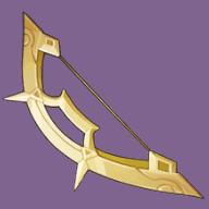 символ лука в genshin impact