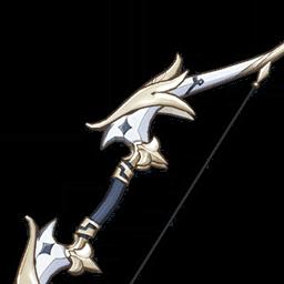 Боевой лук Фавония genshin impact