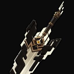 двуручный меч Некованый genshin impact