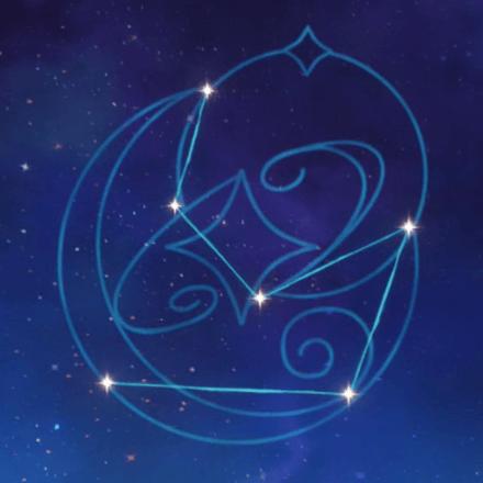 созвездия Моны Genshin Impact