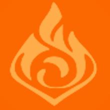 символ пиро genshin impact