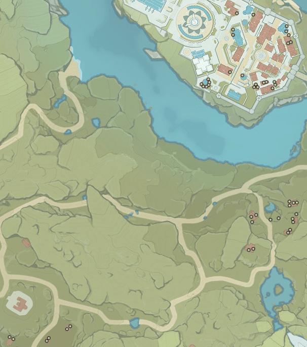 карта грибов филанемо в мондшдтадте