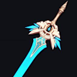 небесный меч genshin impact