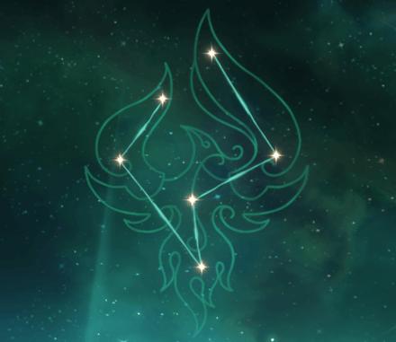 созвездие Сяо - Златокрылая Птица