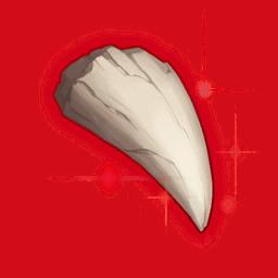 Напитанный клык дракона genshin impact