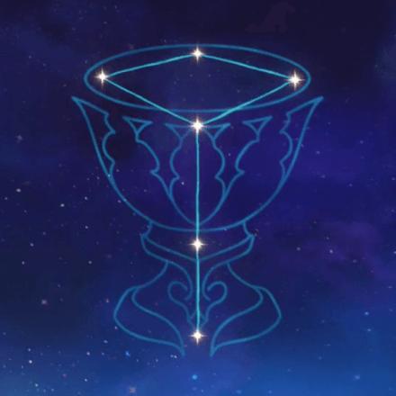 созвездие барбары - Золотой кубок