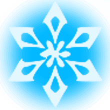 символ крио genshin impact