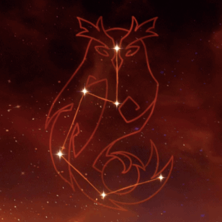 созвездие Дилюка - Мудрая сова