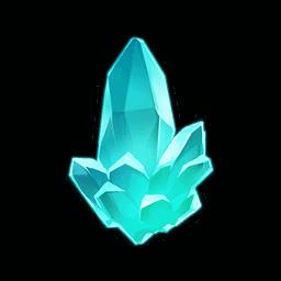 обломок кристалла genshin impact