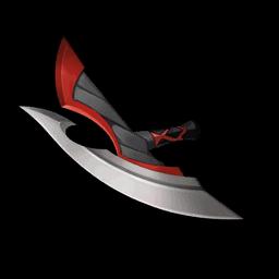 Церемониальный нож агента genshin impact