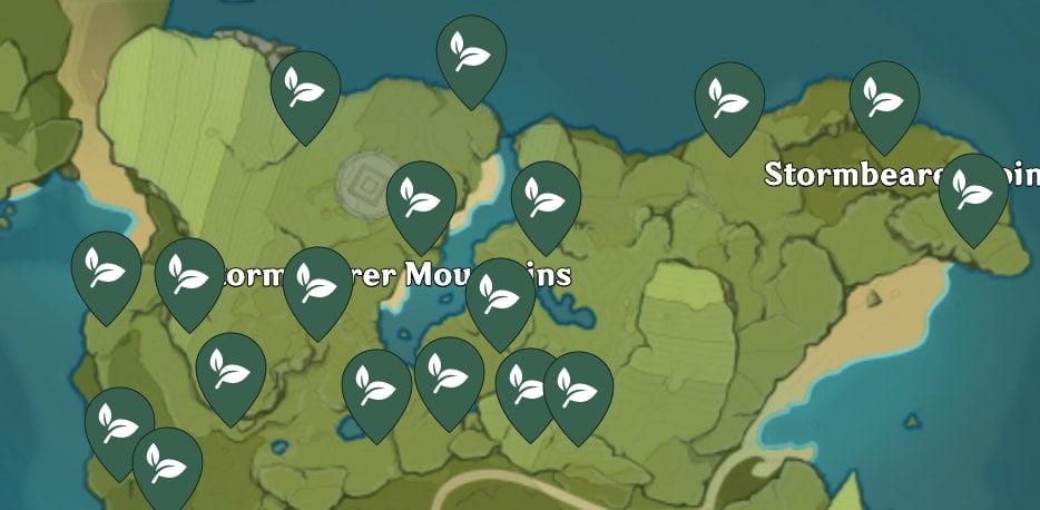 карта валяшки в геншине