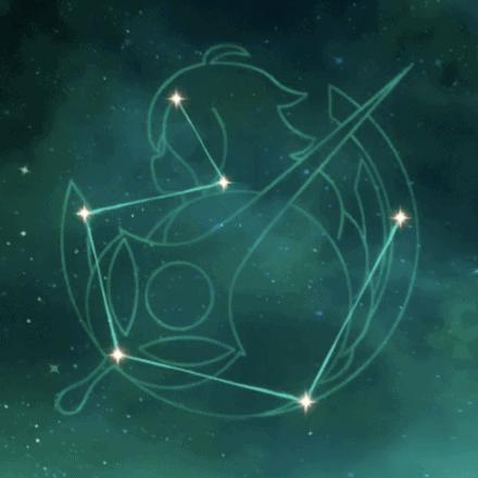 созвездие Путешественника -Звёздный путник