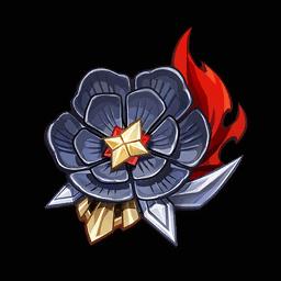 Железное сердце рыцаря крови genshin impact