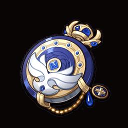 Королевские карманные часы genshin impact