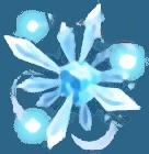 Кристаллический цветок genshin impact