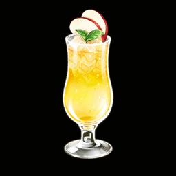Яблочный напиток genshin impact