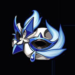 Смеющаяся маска genshin impact