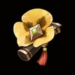 Цветок почестей genshin impact