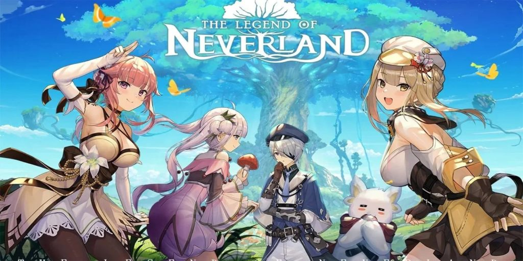The Legend Of Neverland