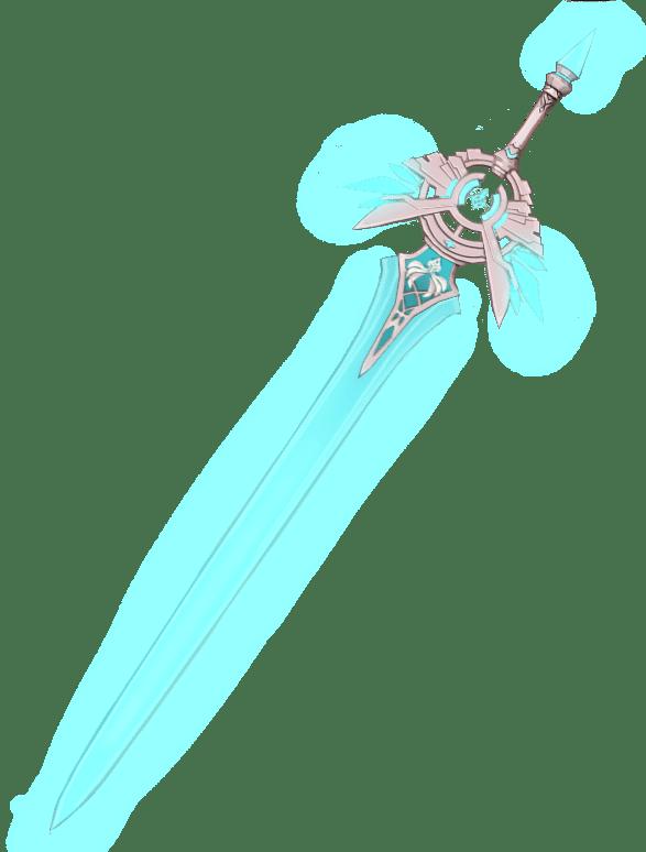Небесный меч возвышение genshin impact