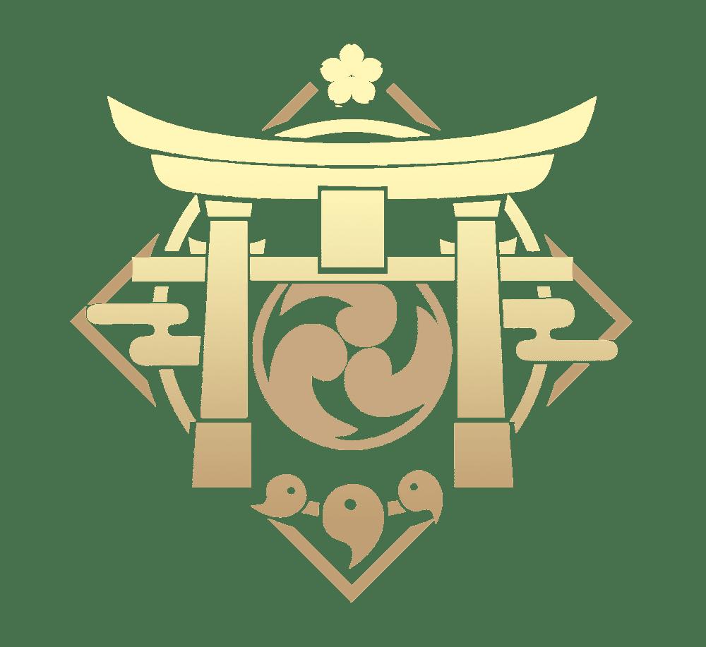 Логотип Инадзумы в Genshin Impact