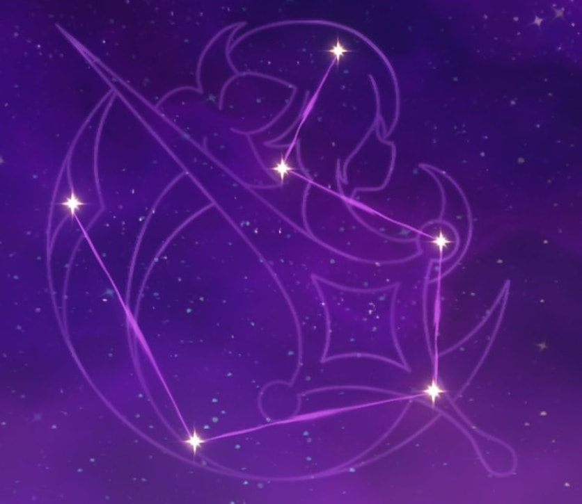 Созвездие Путешественника genshin impact