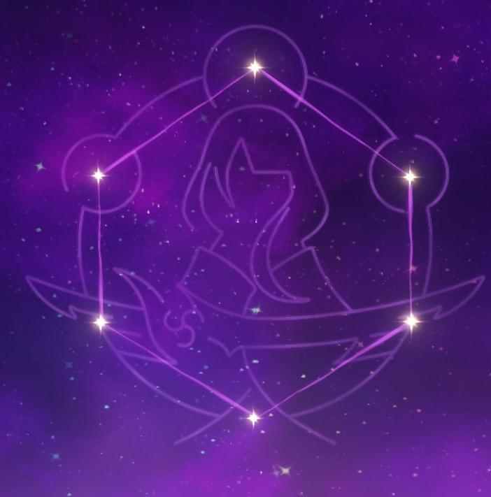 Созвездие Райдэн Бренный мир