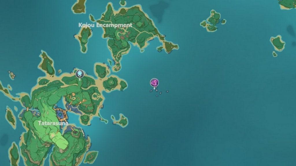 Где поймать Рыба-ангел Рамэй