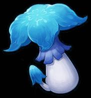 Светящийся гриб genshin impact
