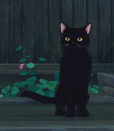 Кошка Нэко genshin impact