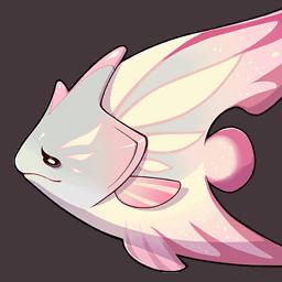 Вечная рыба-ангел genshin impact