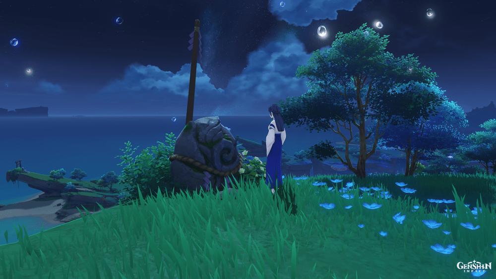 Лунная бездна genshin impact