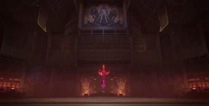 подземелье - Мистическая палата оммё